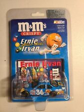 1999 #36 Ernie Irvan Crispy M&M's 1/64 NASCAR Action Diecast MIP