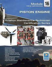 EASA Part-66 Module M16 - Piston Engine