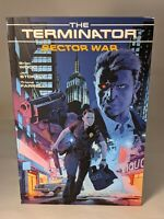 The Terminator: Sector War by Brian Wood, Jeff Stokely & Triona Farrell (2019)