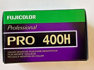 Fuji Pro 400H 135-36 EXP. (NPH) Pro Color Negative 35mm Film