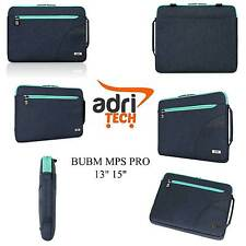 "Borsa per Macbook Pro 15"" / Macbook Pro Retina 15"" BUBM MPS PRO MODERNA BLUE BLU"