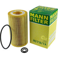 Original MANN-FILTER Ölfilter Oelfilter HU 718/1 k Oil Filter
