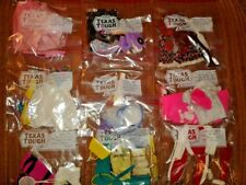 Barbie 1980s Vintage Clothes Accessories Outfits Lot Western Wear Poodle Skirt