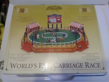 Gold Label World's Fair Carriage Race