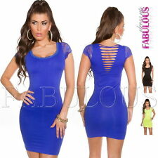 Unbranded Summer/Beach Solid Regular Size Dresses for Women