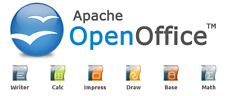 Apache Open Office 2017 - Office Suite Compatible with Windows/Mac Os/Linux