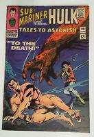 Tales to Astonish #80 (1966) Marvel 4.0 VG Comic Book Sub-Mariner Hulk