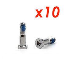 10x Bottom Screws Pentalobe Silver Screw set for Apple iPhone 6/iPhone 6 Plus