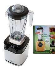 mixer bianco di puro VOLTO (argento) Frullatore Smoothie Mixer VERTICLAE NUOVO +