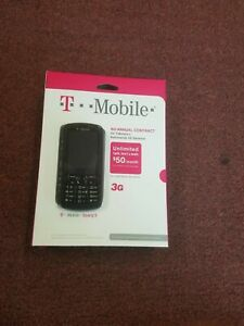 T-Mobile Sparq II 3G Qwerty Phone New