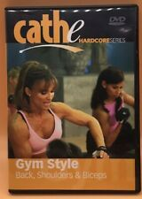 Cathe Friedrich Gym Style Back, Shoulders and Biceps Dvd | Exercise Dvd
