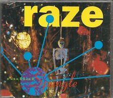 MAXI CD SINGLE 3 TITRES----RADIAL SPANGLE--RAZE--1993