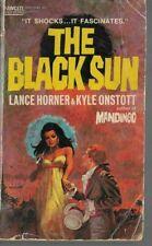 The Black Sun by Lance Horner & Kyle Onstott (1966)