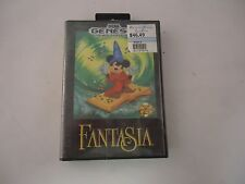Disney's Fantasia  (Sega Genesis 1991) **BRAND NEW / SEALED** Mickey Mouse
