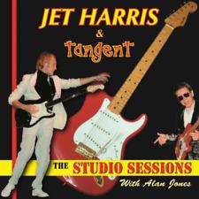 THE STUDIO SESSIONS, WITH SHADOWS JET HARRIS AND ALAN JONES MEGA RARE CD.