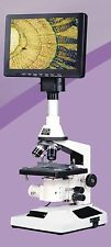 Projection Microscope with LCD