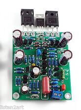 CLASSE AB preamplificatore MOSFET allo L7 Audio Power Amplifier Board KIT MONO 300-350watt X1 NUOVO