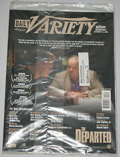 Daily Variety Gotham Dec.13,2006 The Departed Leonardo DiCaprio also The Queen
