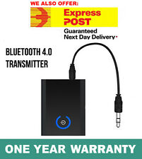 NEW Bluetooth 4.0 Stereo Audio Adapter Dongle Transmitter for TV Speaker HIFI