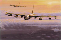 The Lone Star Lady by Philip West B-52 Stratofortress
