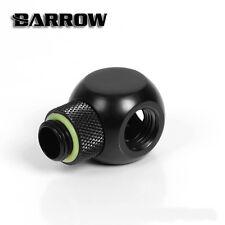 "Barrow G1 / 4 ""NERO OPACO Rotary CUBOID o (4 livelli) adattatore raccordo - 148"