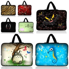 "Laptop Bag Sleeve Case Pouch With Hide Handle For 10"" 11.6"" 13.3""14"" 15.6 17"" PC"