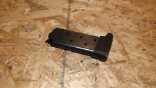 1 - Nice used 6rd - Blued - magazine mag clip for AMT Backup .45acp    (A159)
