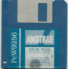 More details for cp/m plus start up disc on 3.5 inch format for the amstrad pcw 9256 computer