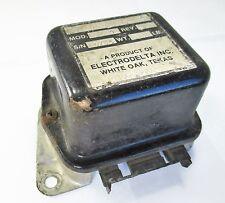 Aircraft Part Electrodelta Voltage Regulator VR600