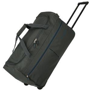 Travelite Basics Fast Duffel Trolley Reisetasche mit Rollen Rollenreisetasche