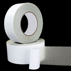 Sew Double-Sided White Wash-Away Quilters Tape Fusible Interlining Fabric Tape#