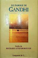 LE PAROLE DI GANDHI scelte da Richard Attenborough foto di Franck Connor 1983