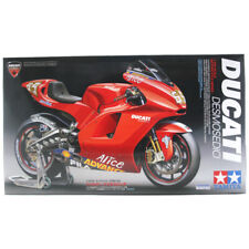 Tamiya Ducati Desmosedici Motorcycle Model Set (Scale 1:12) - 14101 - NEW