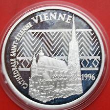 France-Frankreich: 100 Francs-15 Euro 1996 Silber, KM# 1140, PP-Proof, #F 0473