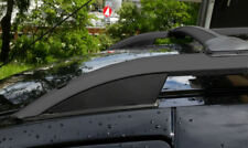 Barres de toit longitudinales Volkswagen Touareg 5 portes 2010> noir EN STOCK