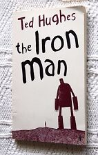 The Iron Man by Ted Hughes (Paperback, 2005), LIKE NEW, FREE POST IN AUSTRALIA