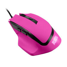 SHARKOON SHARK FORCE * PINK * Gaming Mouse Professionelle 6-Tasten-Gaming-Maus