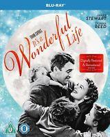 * IT'A A WONDERFUL LIFE ( 1946 JAMES STEWART ) DIGITALLY RESTORED BLURAY SEALED