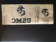USMC TRANSFER PAPER IRON-ON 1 SHEET