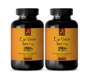 vision care - EYE VISION GUARD - lutein - 2 Bottles 120 Capsules