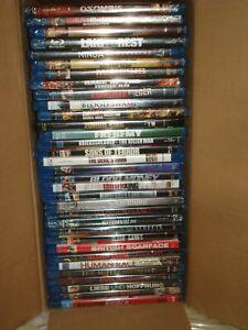 Blu Ray Paket Sammlung 33 Blu Ray bis FSK 18 NEU