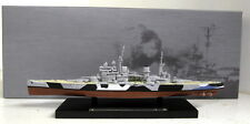 DeAgostini 1/1250 Scale Warship collection HMS Anson model Ship + Plinth