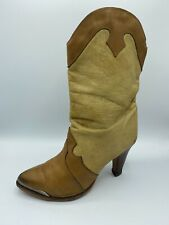 Womens High Heel Boots By Zodiac Size 8.5M