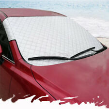 New Magnetic Car Windshield Snow Sunshade Cover Ice Frost Guard Tarp Protector