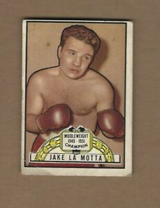 1951  RINGSIDE  JAKE  LA MOTTA  #  3