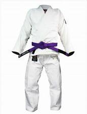 Bull Terrier Jiu Jitsu Gi Mujd White - A1S *Brand New*
