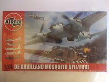 Airfix A25001 De Havilland Mosquito NF.II/FB.VI Plastic Model Kit