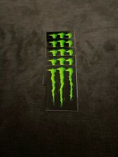 OFFICIAL MONSTER ENERGY STICKERS 10 FOR £3