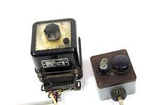 2-tlg SET Druckschalter Schlüssel SIEMENS RS120 Zeit Relais Schalter Schaltuhr