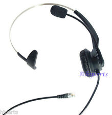 Headset for Yealink T20P T22P T26P T28P Cisco 7902 7905 7910 7911 7912 Phone